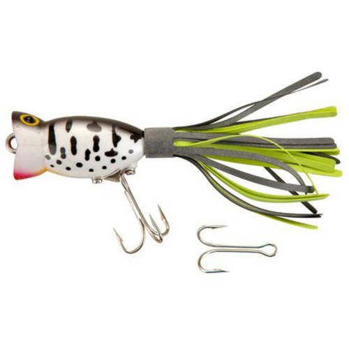 Arbogast Bait of Champions 1 4 oz Hula Popper by Arbogast