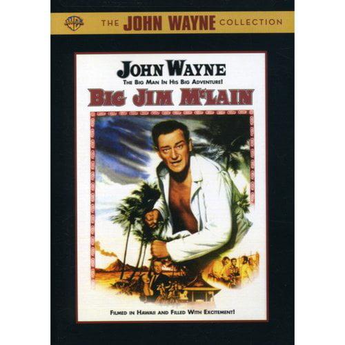 Big Jim McLain [Commemorative Packaging]