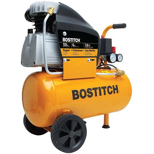 Bostitch 6 Gallon, 135 psi, Air Compressor, BTFP02006