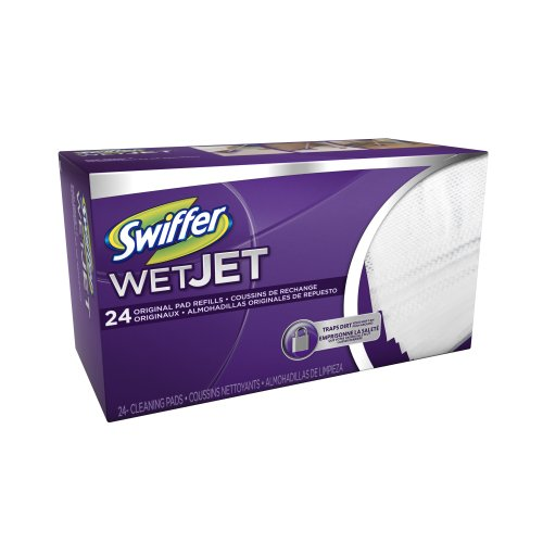 Swiffer Wetjet Cleaning Pads - Pad - Green (08443)