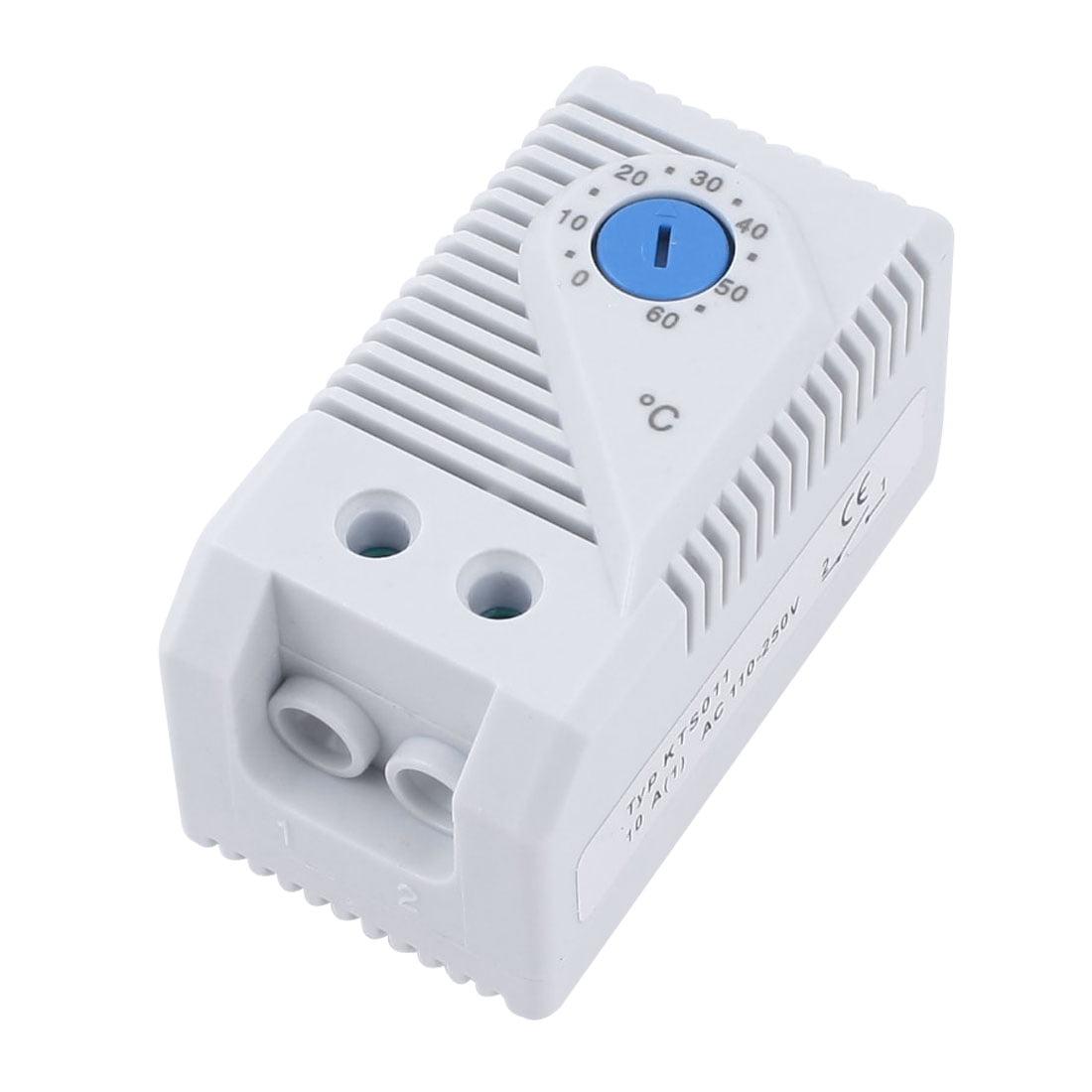 KTS011 0-60 Celsius Degree Bimetallic Thermostat Temperature Controller