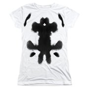 Watchmen  Rorschach Girls Jr Sublimation White
