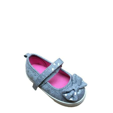 Baby Girls' Heart Mary Jane Shoe