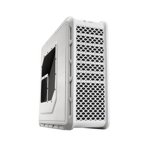 COUGAR Evolution Galaxy White SECC ATX Full Tower Computer Case with Dual 12cm COUGAR TURBINE HYPER-SPIN Bearing Silent Fans