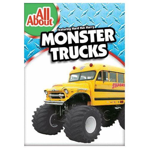 All About Trucks >> All About Monster Trucks 1995 Walmart Com