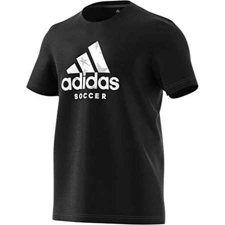 Adidas Mens Badge Of Sport Soccer Tee - Ships Directly From Adidas