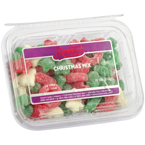 Sweet's Christmas Mix Candies, 18 oz