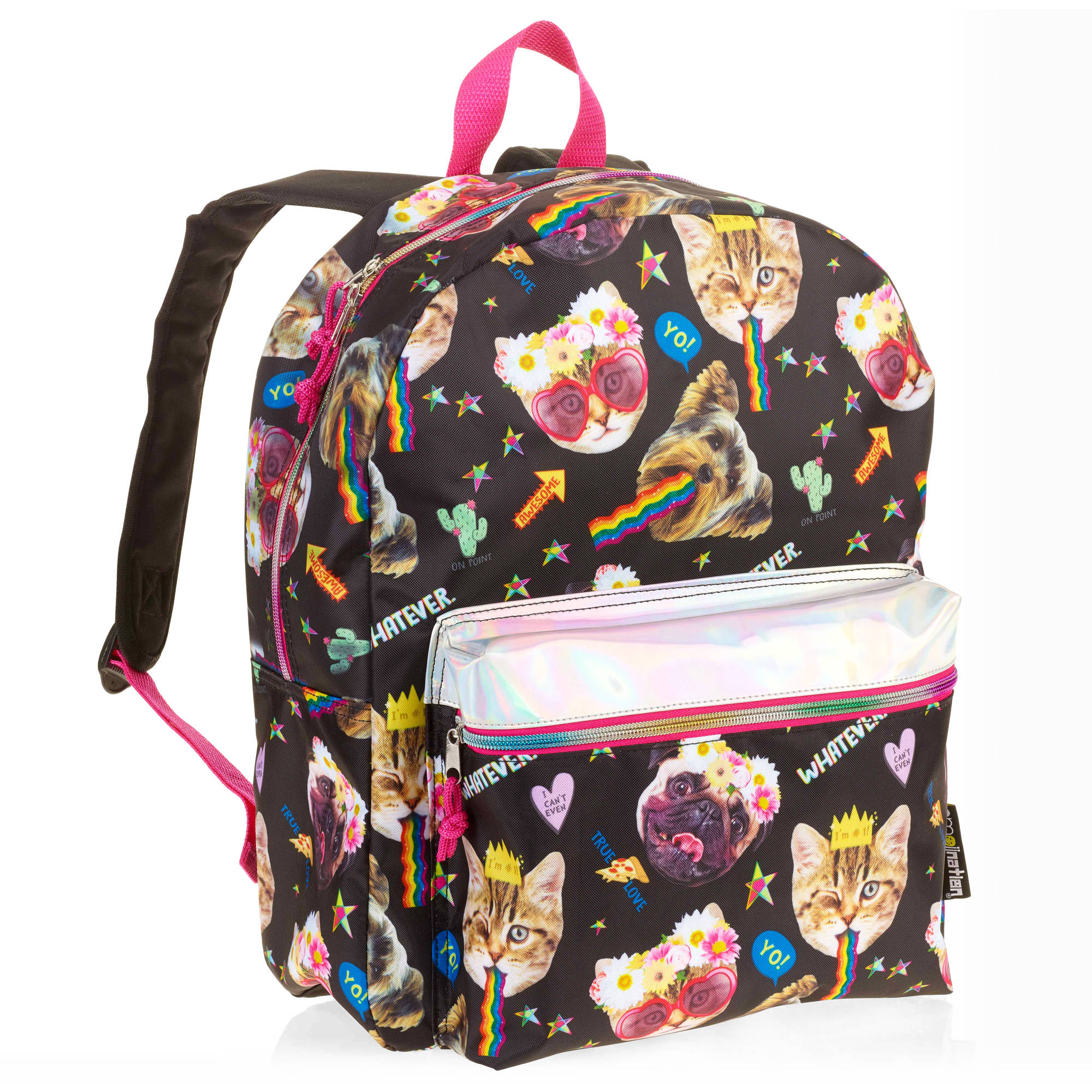 Emojination Snapcat Backpack by