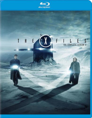The X-Files: The Complete Second Season (Blu-ray) by Twentieth Century Fox