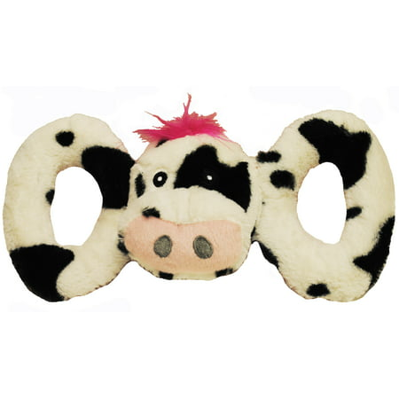 Jolly Pets Small Tug-a-Mal Cow