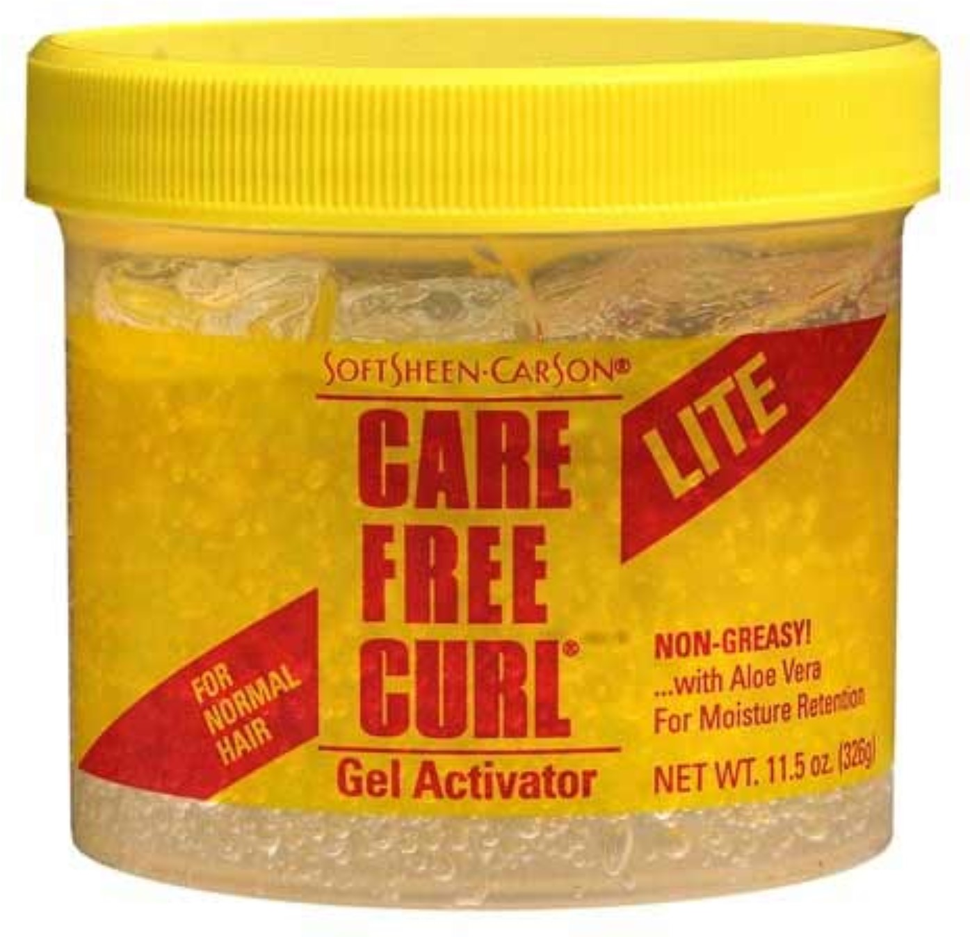 SoftSheen-Carson Care Free Curl Gel Activator 11.5 oz (Pack of 6)
