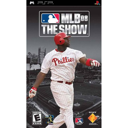Mlb 08 The Show   Sony Psp