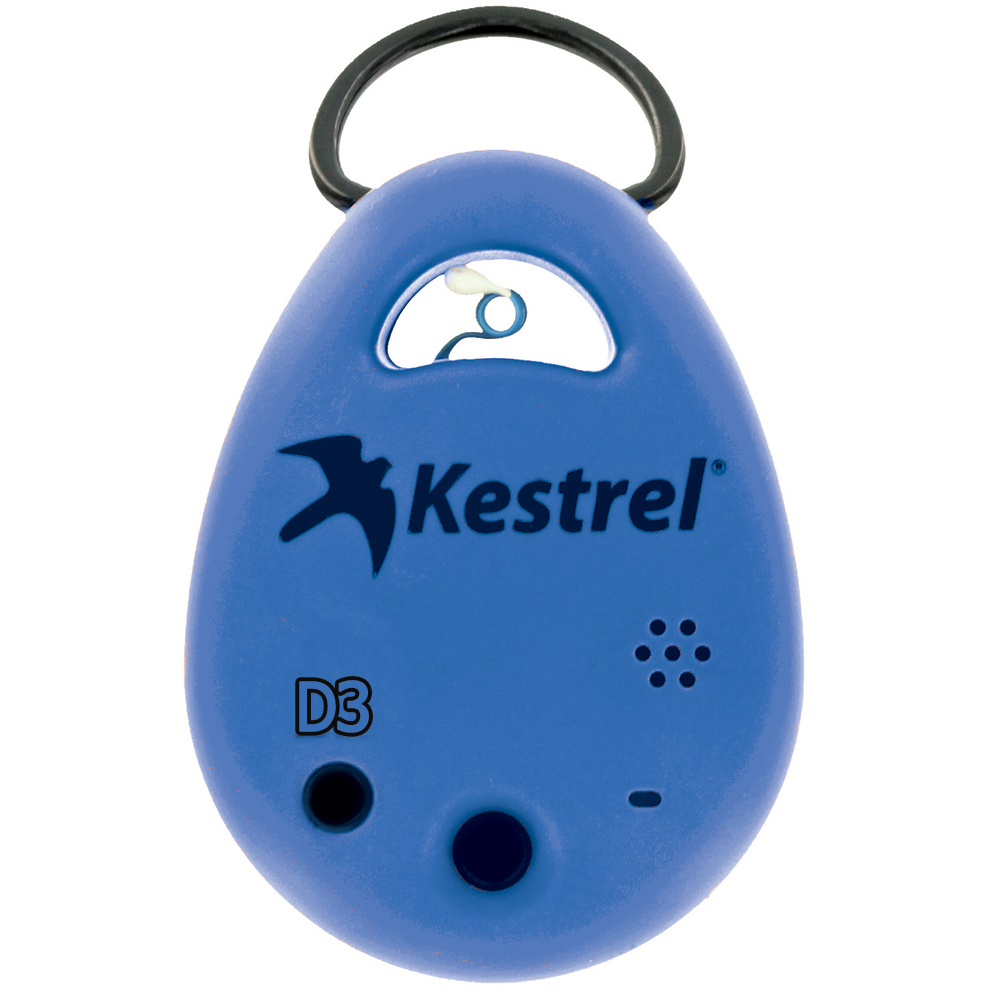 KESTREL DROP 3 ENVIRONMENTAL DATA LOGGER BLUE