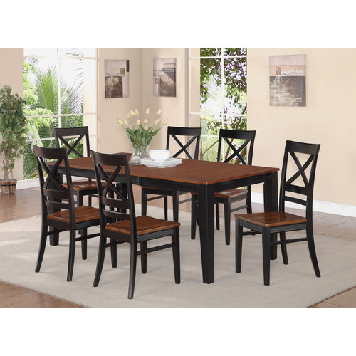 Wooden Importers Quincy 9 Piece Dining Set