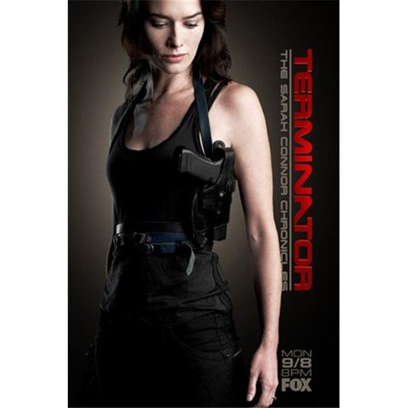 Posterazzi MOV420475 Terminator the Sarah Connor Chronicles - Style Ag Movie Poster - 11 x 17 in. - image 1 de 1