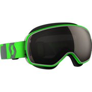 Scott LCG Sno-X Goggle Oxide Green/Gray/Solar Black Chrome Lens