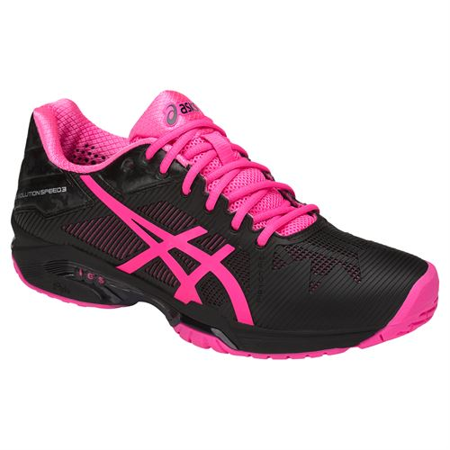 Asics Gel Solution Speed 3 Womens Tennis Shoe Size: 7.5