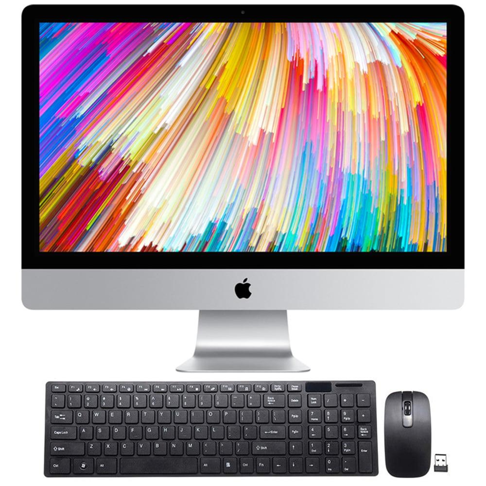 "Apple 27"" iMac Desktop Computer - 1TB HDD, 8GB RAM, Intel Core i5 2.7GHz (MC813LL/A) (Seller Refurbished)"