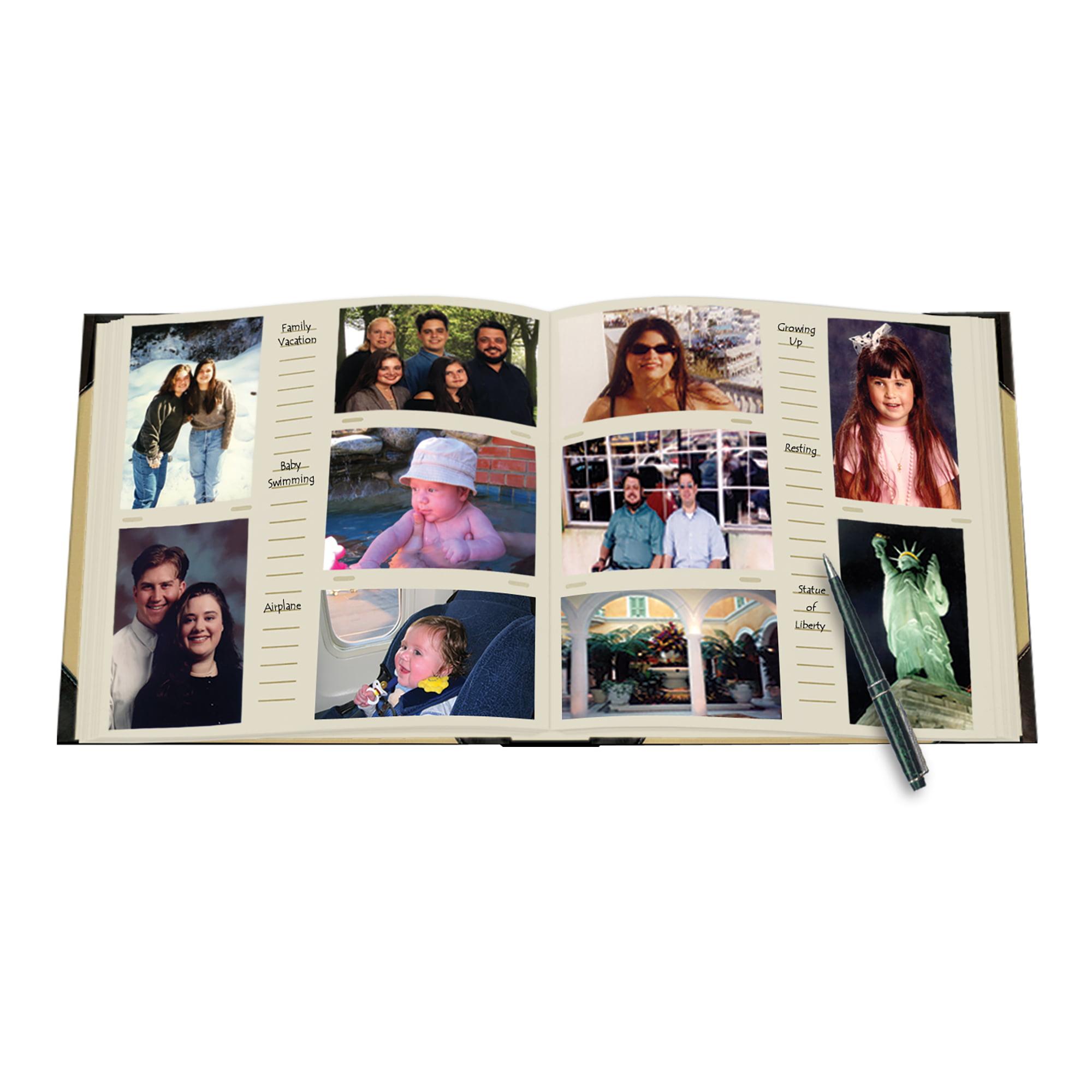 Pioneer Photo Albums High Capacity 500 Memo Pkt Sewn Fabric