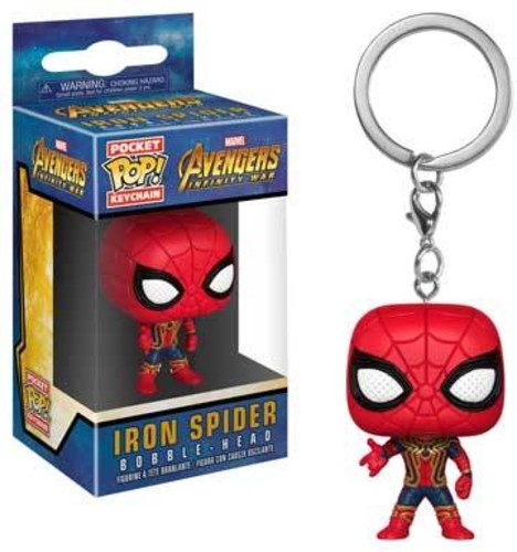 FUNKO POP! KEYCHAIN MARVEL: Avengers Infinity War - Iron Spider