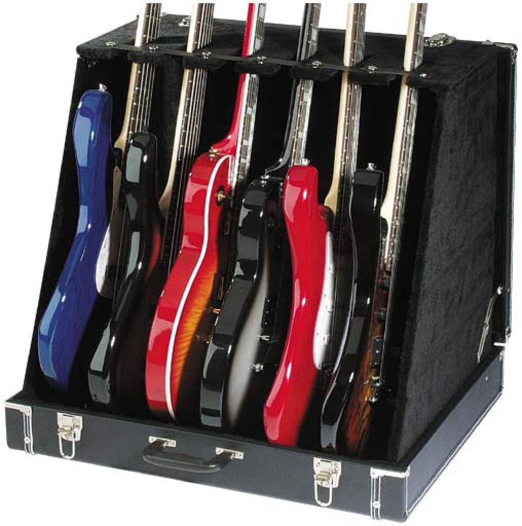 Stagg GDC-6 Universal Guitar Stand Case For Acoustic and Electric Guitars