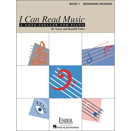 Faber Piano Adventures I Can Read Music Book 1 Note Speller for Piano Beginning Reading - Faber - Halloween Piano Notes