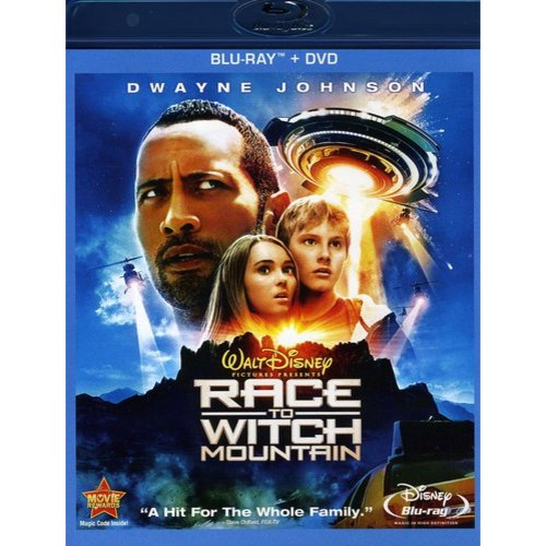 Race To Witch Mountain (Blu-ray + DVD) (Widescreen)