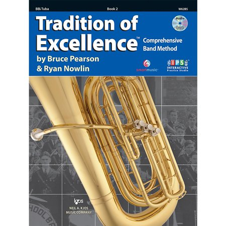 - KJOS Tradition Of Excellence Book 2 for Tuba