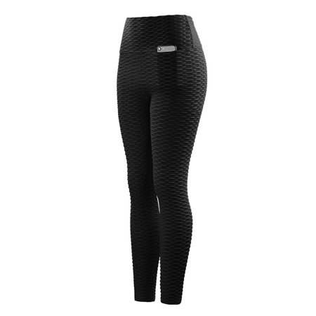 MAXSUN Women Breathable Quick-Drying Yoga Pants Gym Workout Running Tight-fitting Trousers With