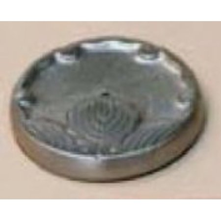 Incense Holder - Round Pewter Maroma 1 Holder