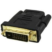 HDMI TO DVI ADAPTER F/M SINGLE LINK HDMI FEMALE TO DVI MALE