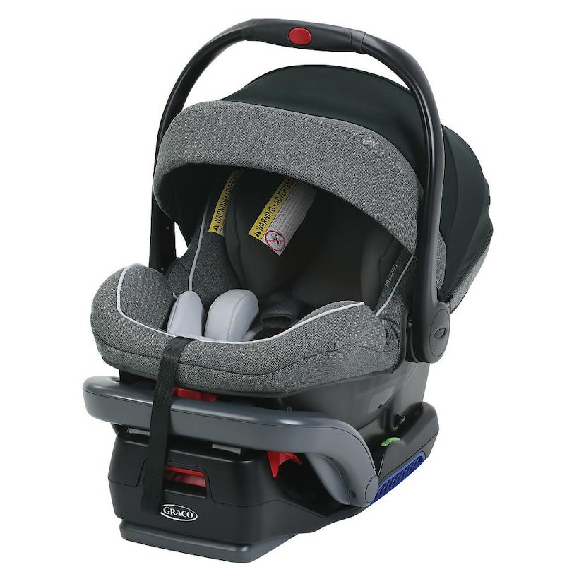 Graco SnugRide SnugLock 35 Platinum Infant Car Seat, Grayson by Graco