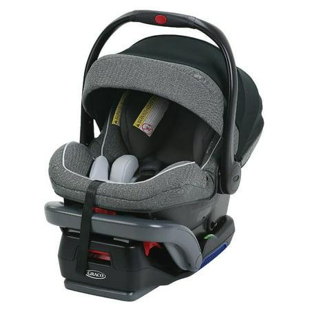 Graco Snugride Snuglock 35 Platinum Infant Car Seat, Grayson