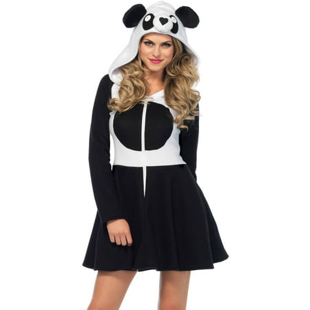 Leg Avenue Adult Cozy Panda - Diy Panda Costume