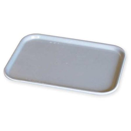 Molded Fiberglass Nesting Box Lid, Heavy Industrial Duty, Gray (Industrial Lunch Box)