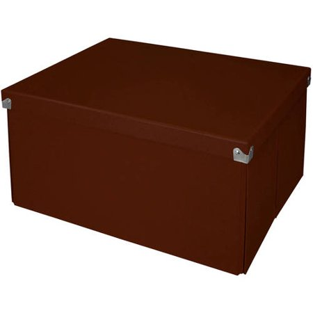 Pop N Storemega Box  Brown (Cloisonne Lined Box)