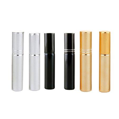 10ml UV Glass Perfume Bottle Travel Portable Cosmetics Spray Bottle Empty Bottle Spray Atomizer Points Bottling - image 1 de 6