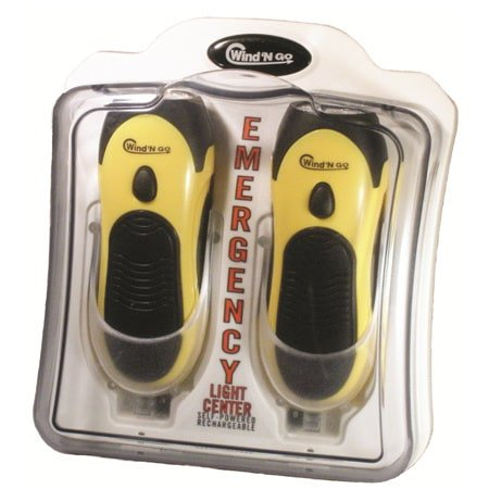 Image of Aervoe IndustriesAervoe 7700 Wind 'n Go Emergency Light Centers, 2pk