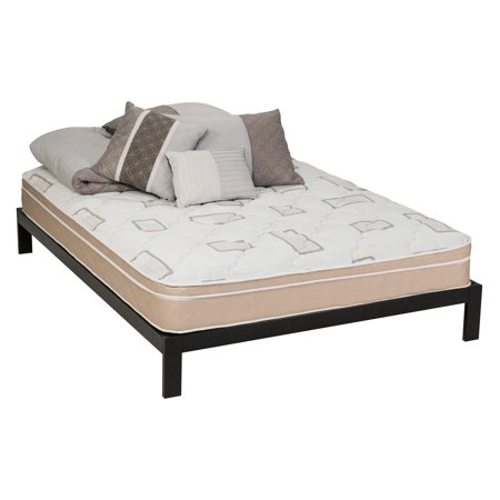 Wolf Back Aid Euro Top Platform Bed