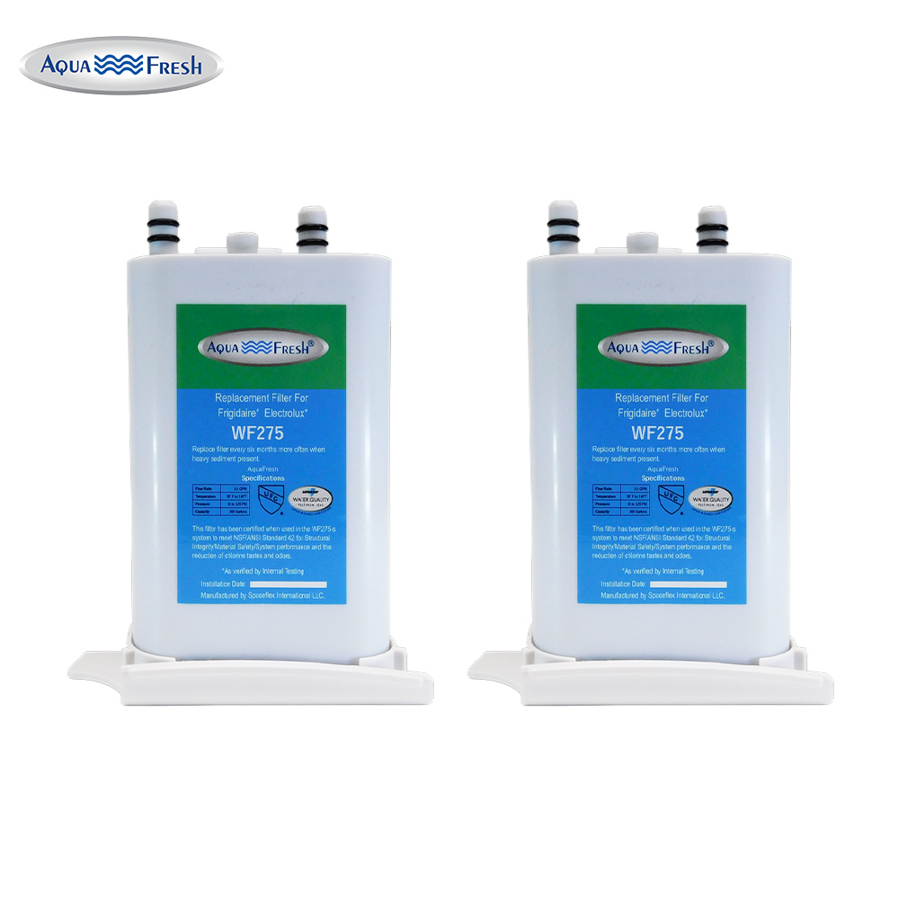 Replacement Water Filter for Frigidaire FRS26KF6EMB Refrigerators 2 Pack