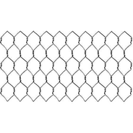 304 Stainless Steel 22 Ga. Chicken Wire, Fence  24
