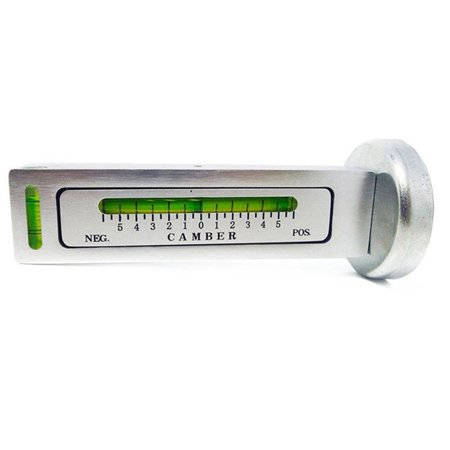 Magnetic Alignment Camber Gauge Four Wheel Positioning Magnetic Level Ruler - image 5 de 9