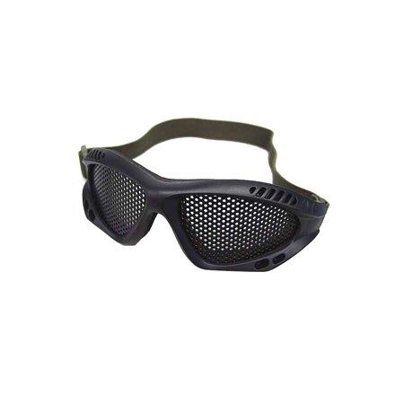 Mesh Airsoft Goggles - Tan