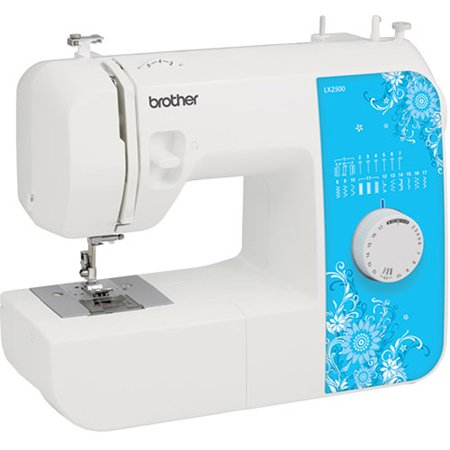 Brother 40Stitch FreeArm Sewing Machine LX40 Walmart Delectable Brother 17 Stitch Sewing Machine