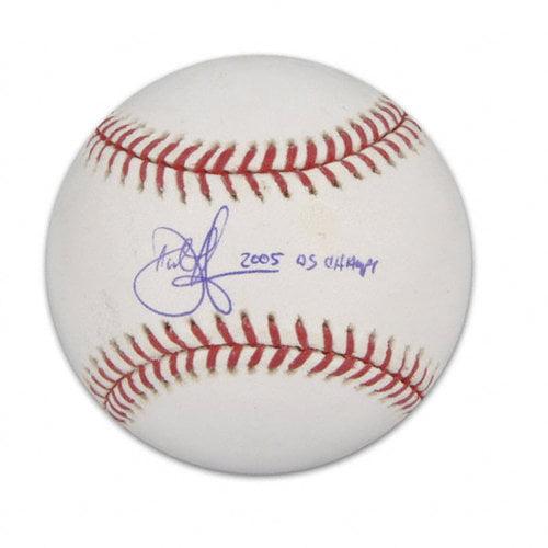 MLB - Dustin Hermanson Autographed Baseball | Details: 2005 WS Champs Inscription