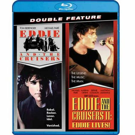 Eddie And The Cruisers   Eddie And The Cruisers Ii  Eddie Lives   Blu Ray   Widescreen