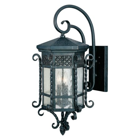 Maxim Scottsdale Outdoor Wall Lantern - 28H in. Country