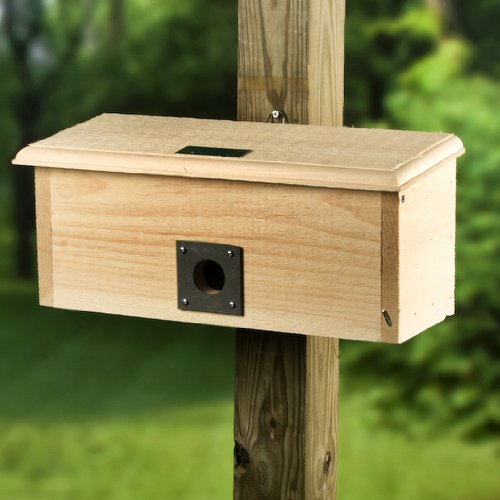 Coveside - Winter Roosting Box - Horizontal
