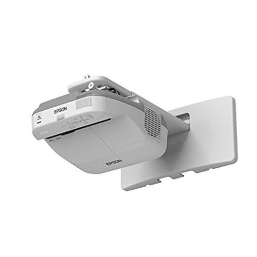 Epson PowerLite 585W Ultra Short Throw WXGA 3300 Lumen LCD Projector