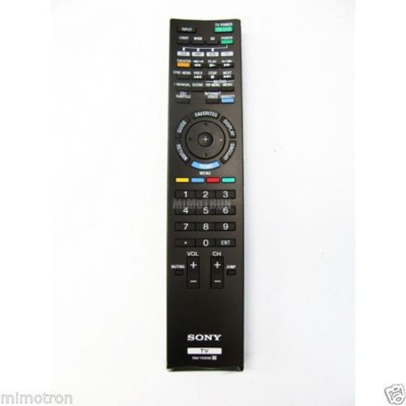 Genuine Sony RM-YD043 TV Remote Control (New)